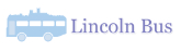 the lincoln bus logo